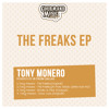 Tony Monero - Cross Line (Original)