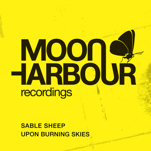 Sable Sheep - Upon Burning Skies (MHD012)
