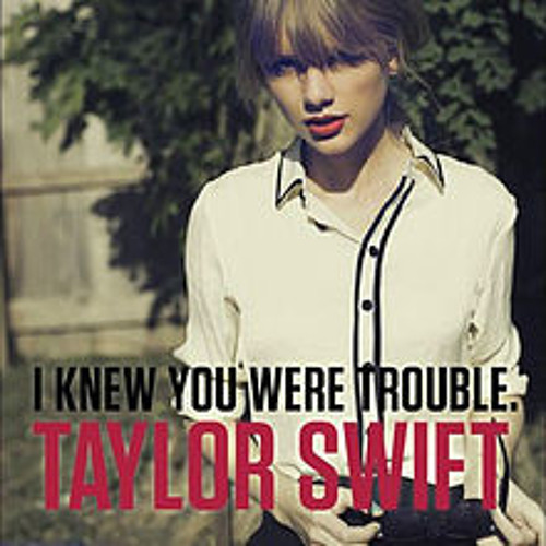 I Knew You Were Trouble - Taylor  Swift (Fadiah Cover)
