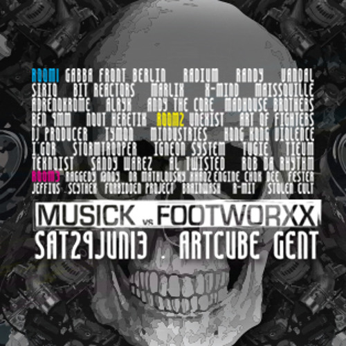 Art Of Fighters podcast Musick vs Footworxx