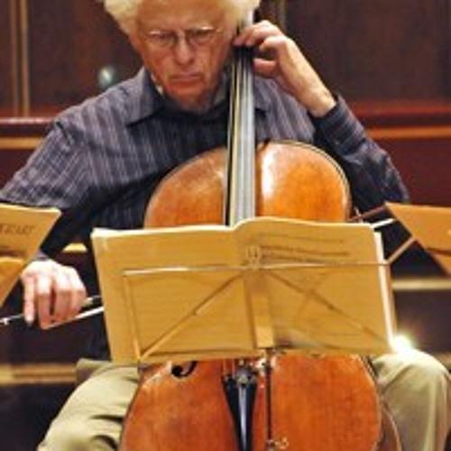 Crumb: Sonata for Solo Violoncello - Fantasia