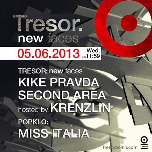 Kike Pravda @ Tresor.Berlin 5-6-2013