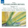 Fanny Mendelssohn-Hensel - Lieder Vol. 2 [Albumsnippet]