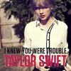 Taylor Swift-I knew you were trouble(cover)