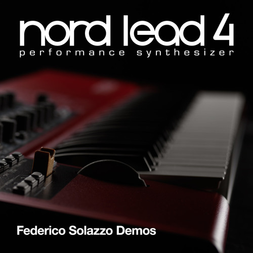 Nord Lead 4 - Solazzo Demos by nordkeyboards