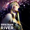 Sofia Talvik (live) - River (by Joni Mitchell)