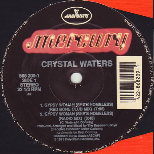 Crystal Waters - Gypsy Woman (Jascha Hagen Remix)