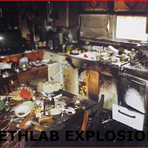 METHLAB EXPLOSION - UNTITLED