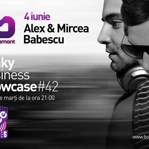 Alex & Mircea Babescu - Exclusive set for FunkyBusiness Showcase (03 JUN 2013)
