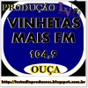 13 - SUA MUSICA PREFERIDA NA R+üDIO MAIS OUVIDA MAIS FM