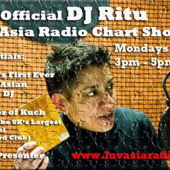 Shahin Badar LIVE on DJ Ritu's Luv Chart Show (11/06/13)