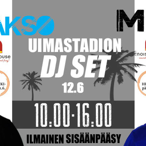 SUMMERI-MashUp: Cheek-Jossu feat. Jukkapoika & Major Lazer - Watch Out For This, by Ville Laakso