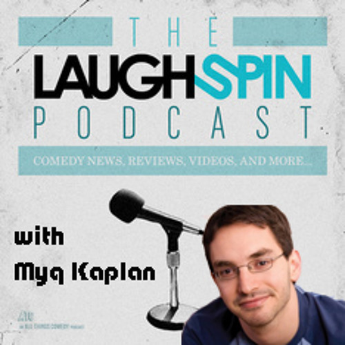 Ep. 59 - Interview with Myq Kaplan from LaughFest