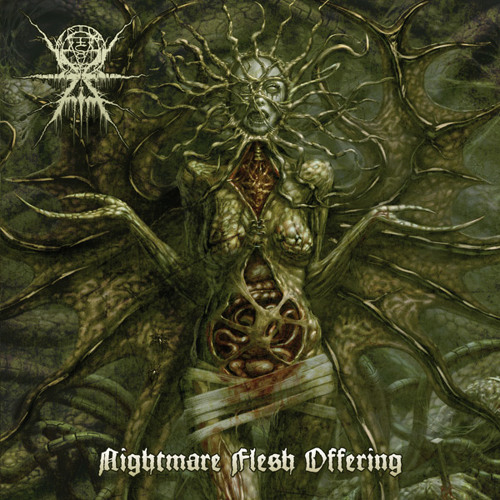 ÆVANGELIST - Nightmare Flesh Offering