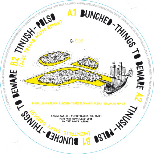 Bunched - Things To Beware (Original) | IPOLY015 | A1 | snippet