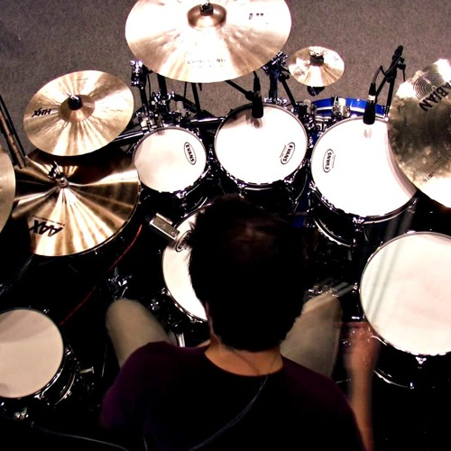 """""""Superheroes"""" by Ventura Lights - Agustin Giovanini Drum Cover"""