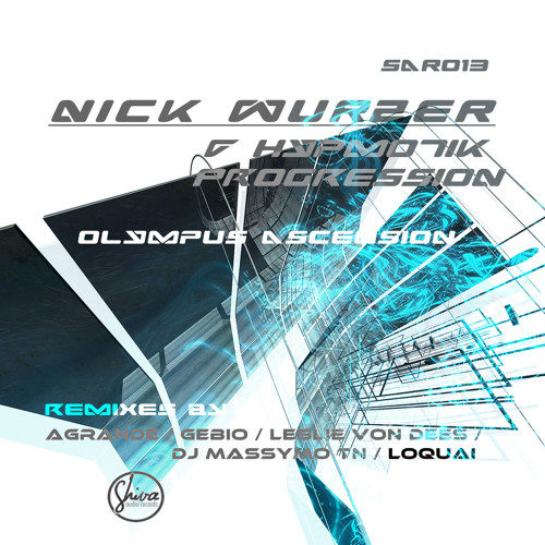 Nick Wurzer & Hypnotic Progressions - Olympus Ascension ( Leslie Von Dees remix ) Now on Beatport !