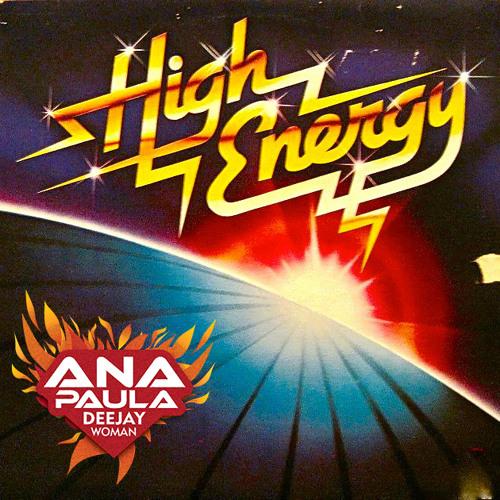 High Energy - DJ Ana Paula 2013(PREVIEW)