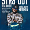 Str8 out tha Booth-Z4L interview with Brinson mp3
