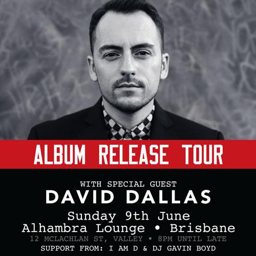 Opening DJ Set for P-MONEY & DAVID DALLAS (Gratitude Album Tour)