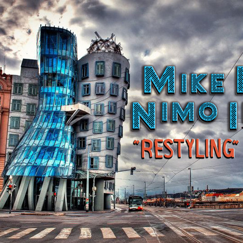 """**FREE DOWNLOAD** Mike Ivy, Nimo Iero - """"RESTYLING"""""""