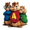 Alvin and the chipmunks mannyanyi lagu  Ambon  tumbuh tanah