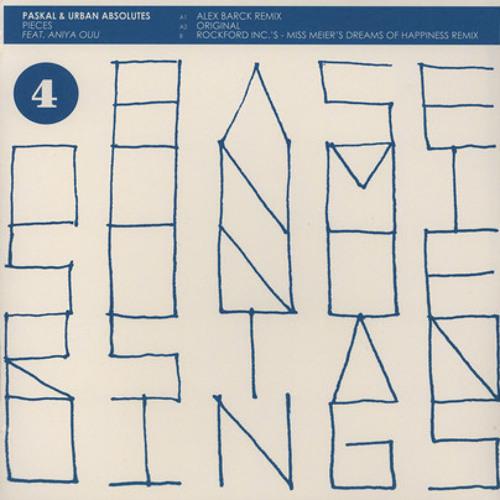 """Pascal & the Urban Absolutes """"Pieces"""" (Alex Barck Remix)"""