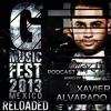 XAVIER ALVARADO - G MUSIC FEST MEXICO PRIDE 2013