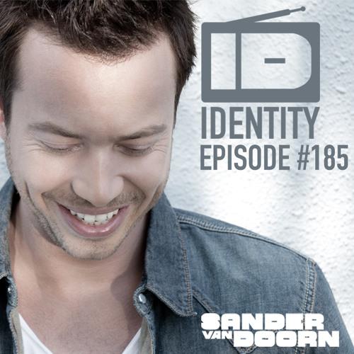 Sander van Doorn - Identity #185 (incl. guestmix by Inpetto)