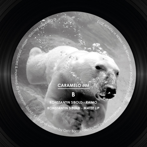 B1 KONSTANTIN SIBOLD - RAIMO - CARAMELO 004 MP3 PREVIEW