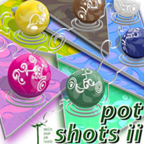 'Pot shots II' digital ep compilation preview mix, released 25 June, 2013