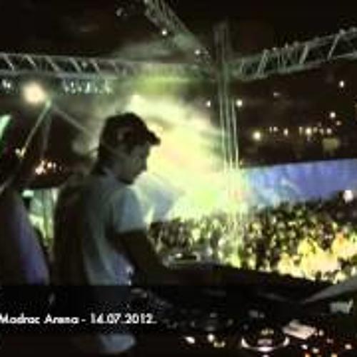 Borg Live @ Arena Modrac 14.07.2012.