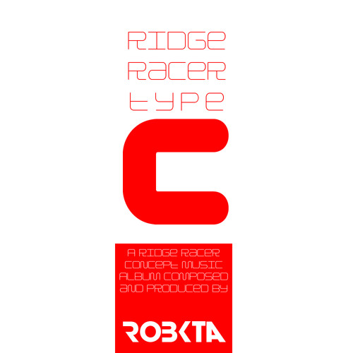 """Ridge Racer Type C - """"Stream '96"""" (Ridge Racer Concept WIP)"""