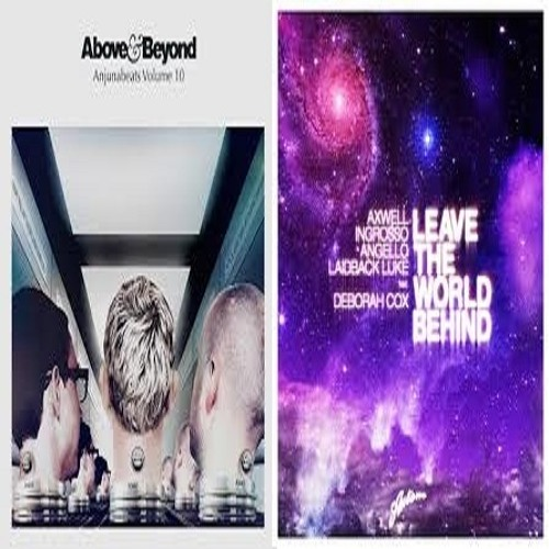Andrew Bayer - England w/ SHM & LL ft DC - Leave The World Behind (Acapella)
