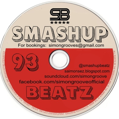 Smashup Beatz Radio Show Episode 93 |12.06.2013| CAPITAL FM RIGA
