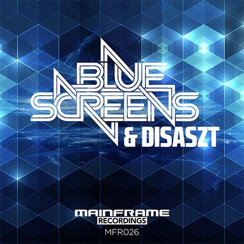 MFR026 - Bluescreens & Disaszt - HEARTCORE