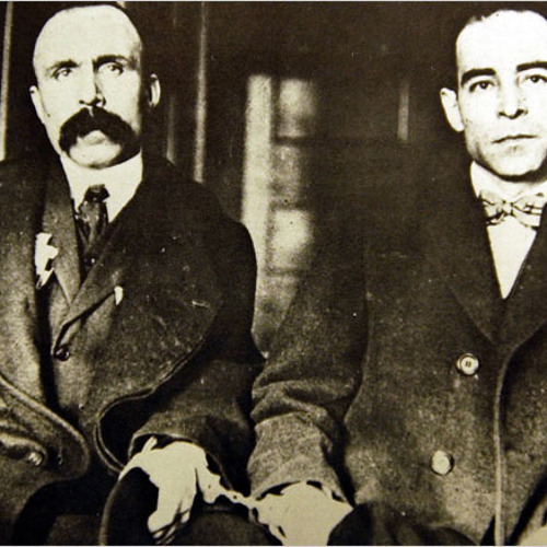 Stephane Pompougnac - The Ballad Of Sacco And Vanzetti (D&K Edit)
