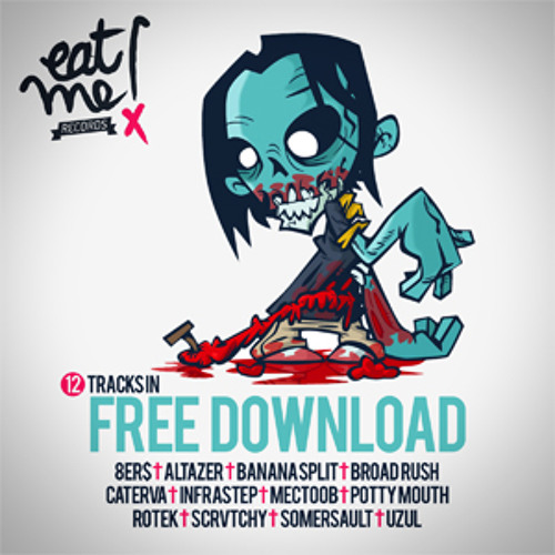 Caterva - Clash (FREE DL FORTHCOMING ON EAT ME RECORDS)
