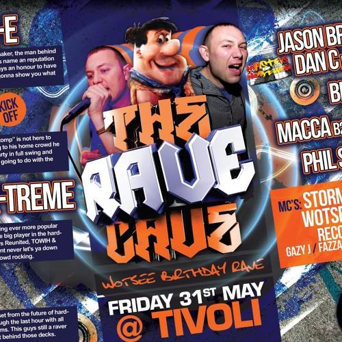DJ Kurt & MC Korkie (Lethal Theory) - Live @ The Rave Cave - 31st May 2013