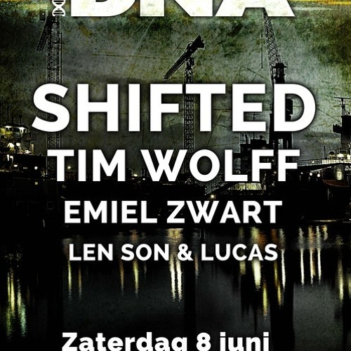 Tim Wolff @ DNA w/ Shifted, Perron, Rotterdam (8-6-2013)