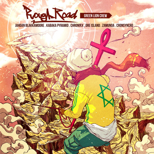 Green Lion Crew & V.A. - Rough Road Riddim Mega Mix- Available July 16 2013!