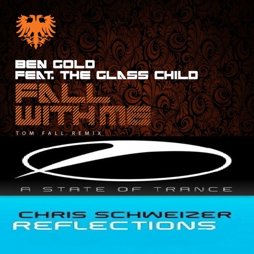 Ben Gold ft The Glass Child vs Chris Schweizer - Fall With Reflections (Yung Mashup)