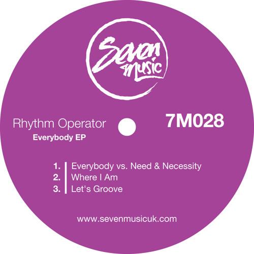 Rhythm Operator - Where I Am [Preview] - Seven Music