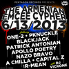 The Armenian Emcee Cypher (hosted by Dj Vick One)