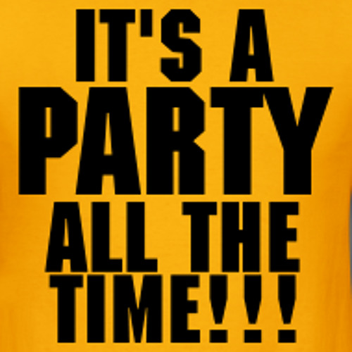 Party all The Time 28 ( Dihousen Bootleg)