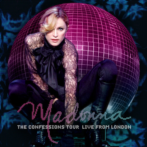 Madonna Live To Tell Confessions Tour Studio By