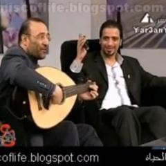 أنا حي بيك - علي الهلباوي & ماهر فايز