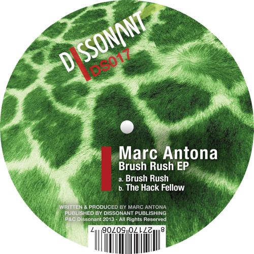 Marc Antona - The Hack Fellow (Dissonant)