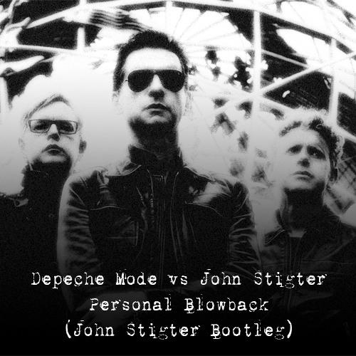 Depeche Mode vs John Stigter - Personal Blowback (Bootleg) *PREVIEW* (download in description)