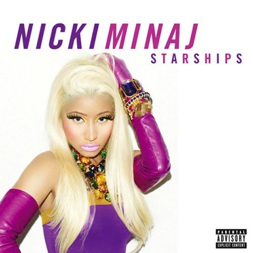 Nicki Minaj - Starships (Evandroo Miix Remix)